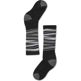 Smartwool Wintersport Stripe Socken Kinder black